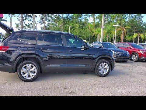 2019 Volkswagen Atlas Orlando, Sanford, Kissimme, Clermont, Winter Park, FL 191004A