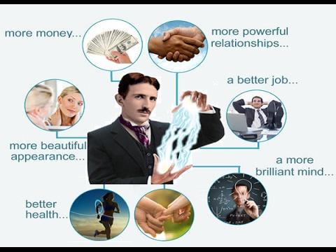 Nikola Tesla Success Story Law Of Attraction/The Secret/Wealth/Joy/Job Freedom/Mindset/Health etc