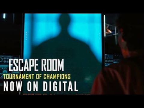 """Download ESCAPE ROOM: TOURNAMENT OF CHAMPIONS – """"We Are Minos!"""" Trailer 