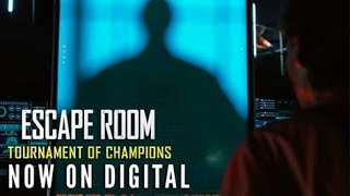 """ESCAPE ROOM: TOURNAMENT OF CHAMPIONS – """"We Are Minos!"""" Trailer 