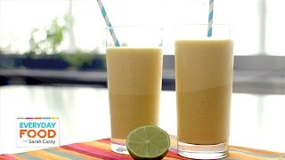Mango-citrus Smoothie Recipe - Everyday Food With Sarah Carey