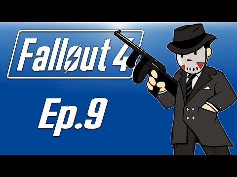 Delirious plays Fallout 4! Ep. 9 (Saving Nick Valentine!) Someone from the past???
