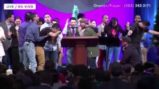 Pastor Bryan Maldonado - Jump In The River
