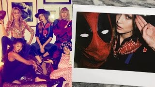 Gigi Hadid Dishes On Taylor Swift