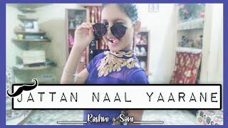 JATTAN NAAL YAARANE | Dance Video | Official Song Video | Sonam Bajwa | Ninja | ARDAB MUTIYARAN