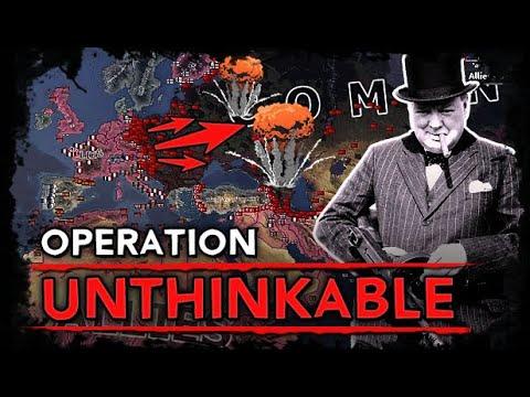Operation Unthinkable [WW2 AI Timelapse]  