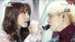 태연&종현(S.M. THE BALLAD ) - 숨소리 stage mix