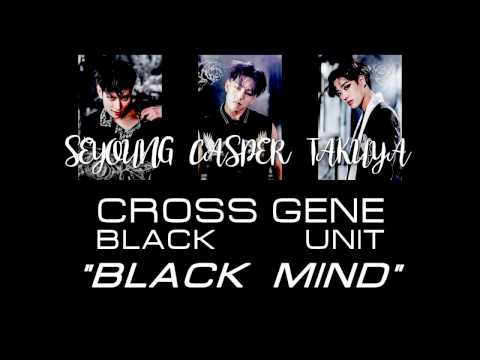 Клип CROSS GENE - Black Mind