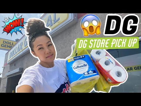 DOLLAR GENERAL | NEW DG Store Pick Up!!