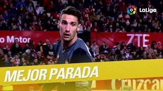 Mejor Parada J16: Sergio Rico