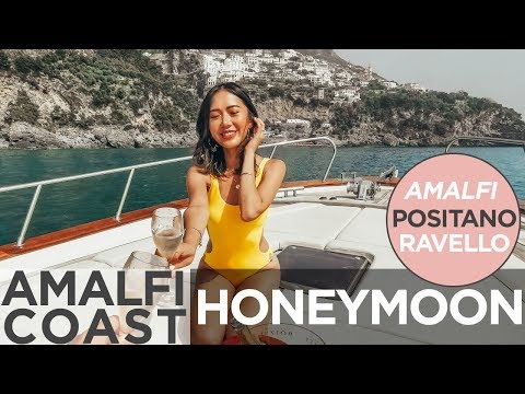 Touring The Amalfi Coast With My Hubby | Camille Co