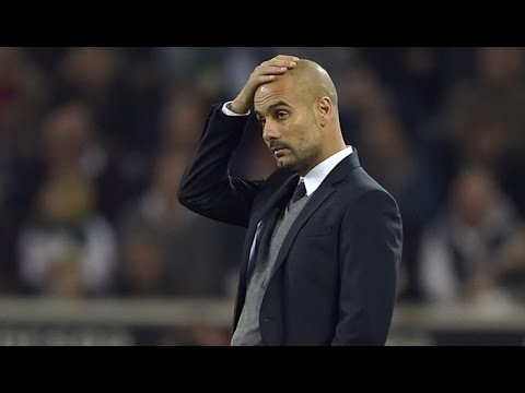Why Pep Guardiola won't win the Champions League except in Barcelona
