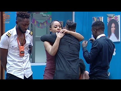 BBNAIJA 2018 DAY 70 RICO EVICTED FROM BIG BROTHER NAIJA