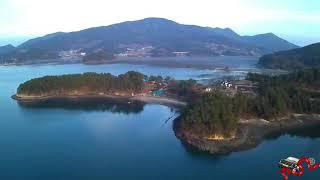 JJRC X12남해의풍경 갈화마을