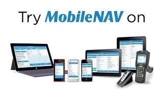Microsoft Dynamics NAV on mobile devices