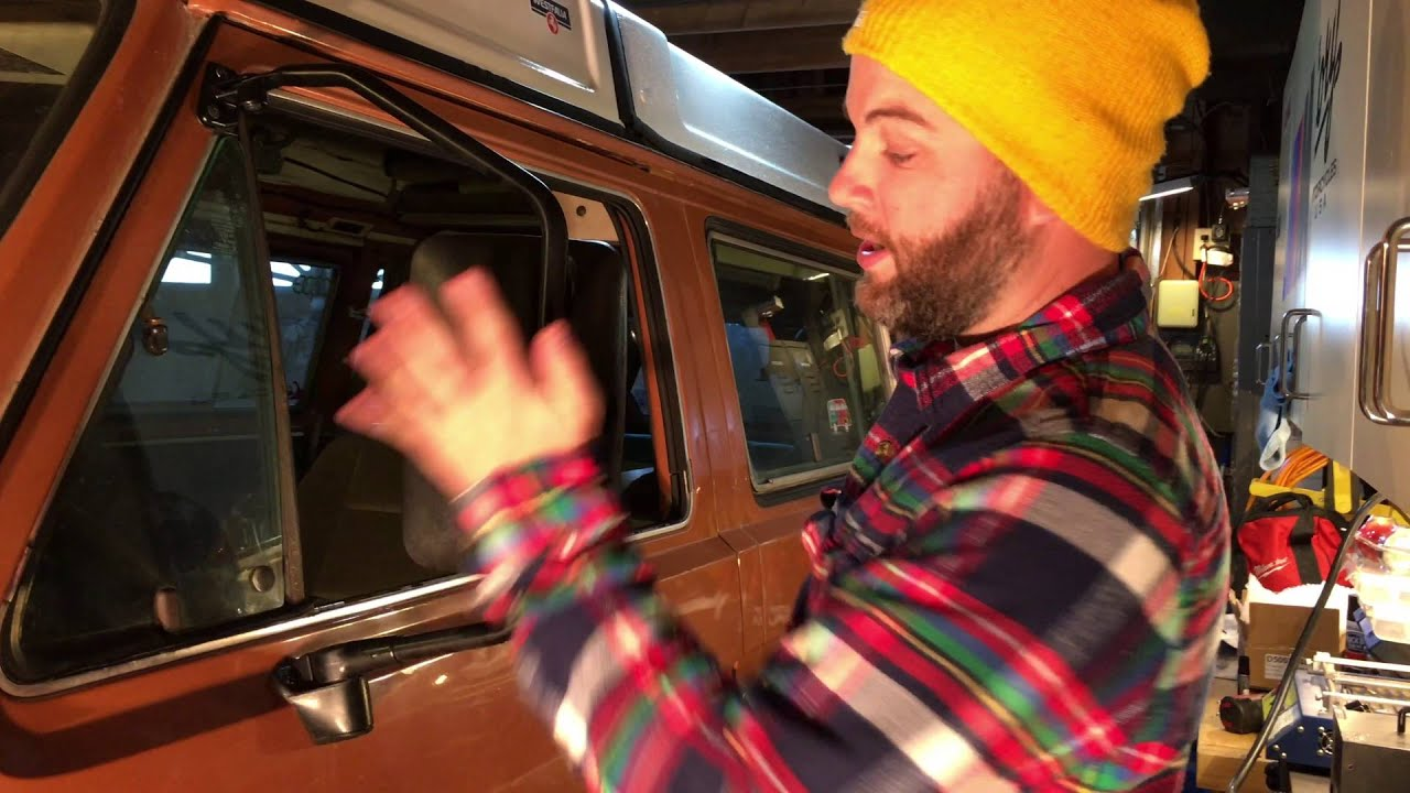 Vanagon & Westfalia GoWesty Truck Mirrors Review