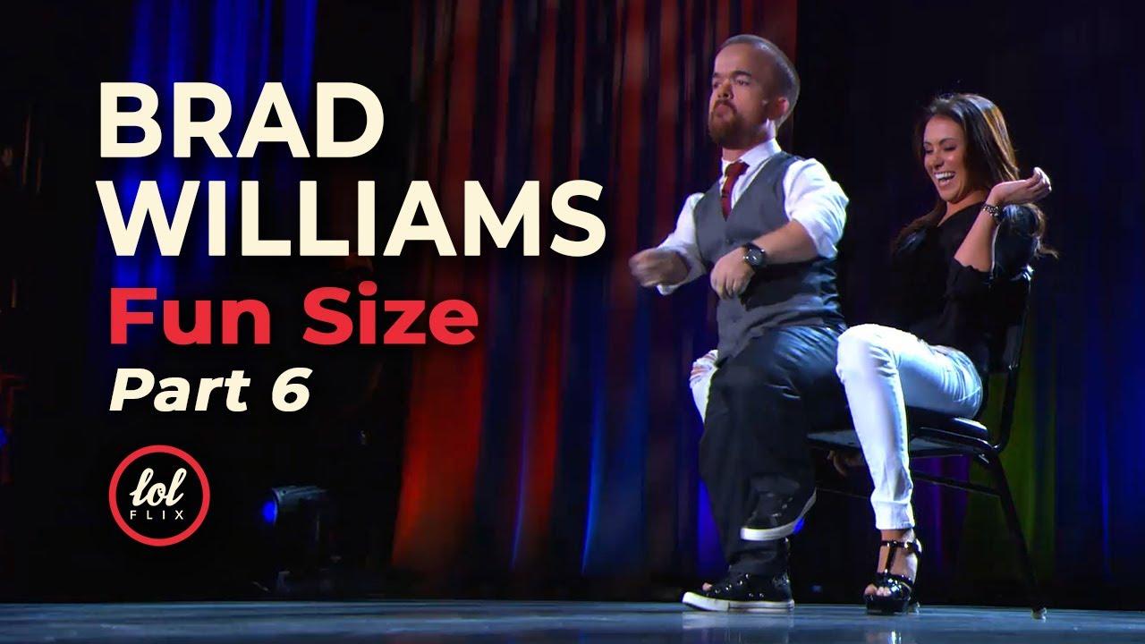 Download Brad Williams Fun Size • Part 6  LOLflix