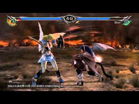 Draken4 Vs SCV: [GuiltyGear] Astraea Vs Dizzy
