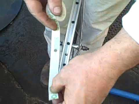 Velox Rim Tape How To Install Bikemanforu Diy Bike Repair