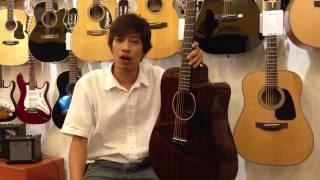 Âm Nhạc Việt Thanh - Cách chọn đàn Guitar (nghe độ vang thùng đàn)