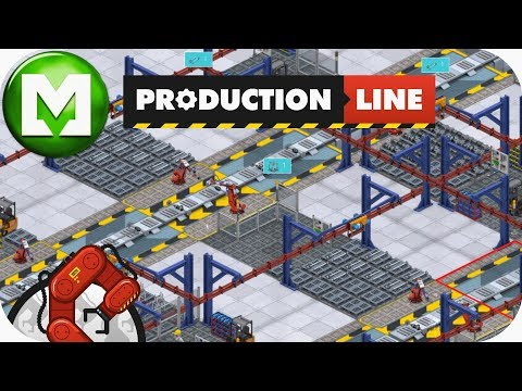 Production Line: Building a Two Minute Car - The Basic's built in house