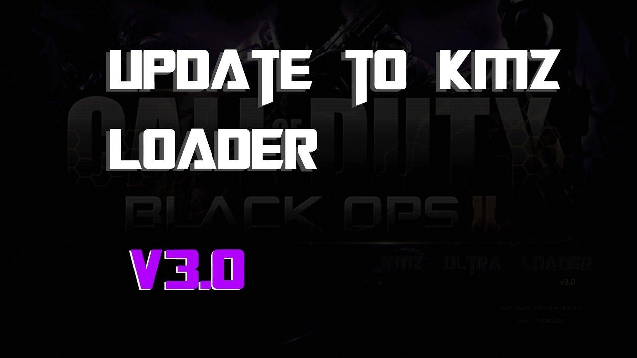 UPDATE v3 0 - BO2 (1 19) KMZ ULTRA Loader 42 mod menus + 19 game