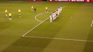 Sverige-Holland 1-0 Kim Källström