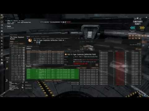 EVE Online Market Bot - Jita
