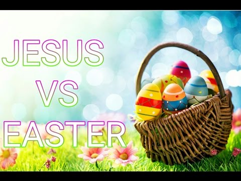 "Jesus Holy Days Vs. Mans Holidays ""Easter/New Years"""