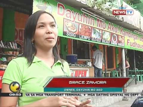 SONA - Pinoy businesses use funny, clever names to attract customers
