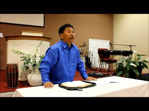 Pastor Silas Thapa The Hidden Treasure is in You Part I