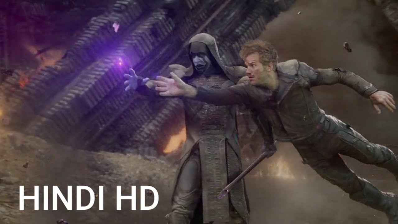 Download Stae Lord Dance - Guardians of the galaxy movie clip in hindi