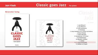 Classic goes Jazz 12 Jazz Promenade