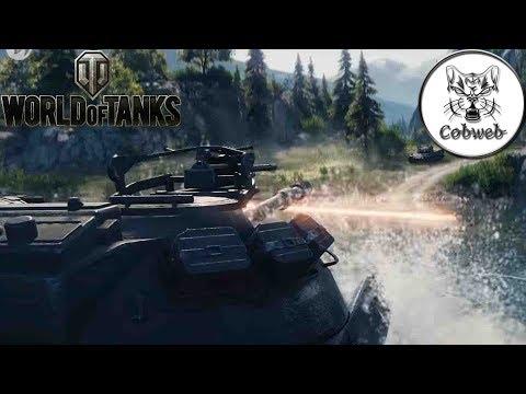 World of Tanks Обновление 1.0 Раскрутим графон на максимум