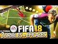 FIFA 18 TUTORIAL DRIBLES FÁCEIS e EFICAZES (PS4/XBOXONE/XBOX360/PS3)