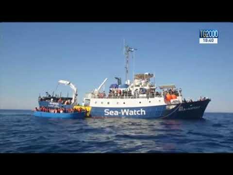 Migranti: ecco la mappa delle Ong nel Mediterraneo
