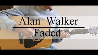 Download Alan Walker - Faded(chords)