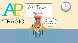 AP EXAM SCORE REACTION 2019| AP BIO, AP GOV, AP STAT, & AP