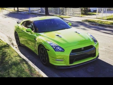 700 HP Modified Nissan GTR Track Edition One Take YouTube