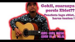 Kupu-Kupu Kertas Ebiet | Cover lagu by al polos