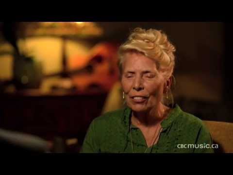 Joni Mitchell on the creative process