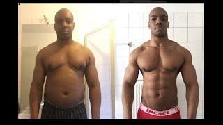 5 MONTH NATURAL BODY TRANSFORMATION - 5 Monatige Natürlich Körper Transfomation