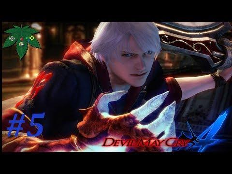 Dante's Little Adventure! - Devil May Cry 4 (Part #5)