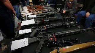 Hillary Clinton Open to Considering a Gun Buyback Program