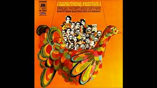¡Something Festive! (Various Artists, A&M Records)