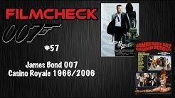 James Bond 007 Casino Royale 1966 und 2006