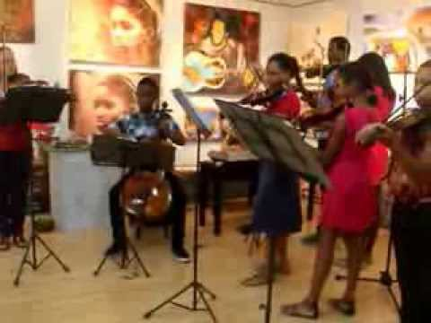 Art and Soul Gallery presents Island Violin