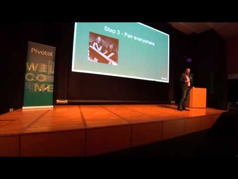 Working with Pivotal Labs — Danny Burkes