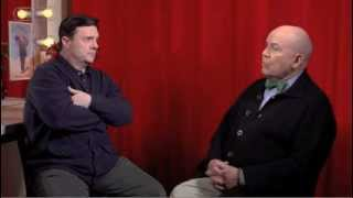 Nathan Lane and director Jack O'Brien on design for THE NANCE