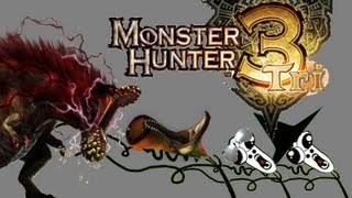 Monster Hunter Tri - Qurupeco (Deviljho não sabe brincar)